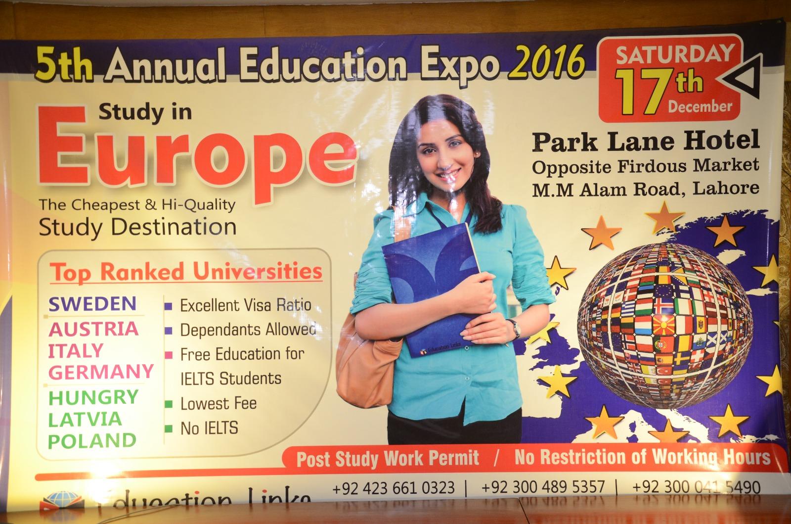 Study Expo 2016
